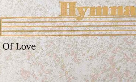 Arms Of Love – Hymn Lyrics