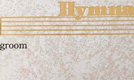 Bridegroom – Hymn Lyrics