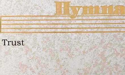 Calm Trust – Hymn Lyrics