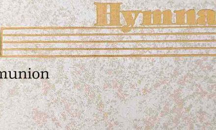 Communion – Hymn Lyrics