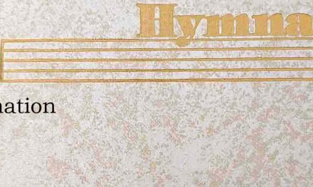 Ordination – Hymn Lyrics